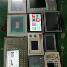 SIEMENS厂家维修西门子显示屏TP1200进不了程序界面修复解决