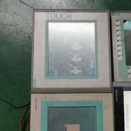 AB罗克韦尔触摸屏上电开不了机维修解决方法