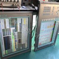 西门子显示屏开机电源指示灯不亮厂家修理