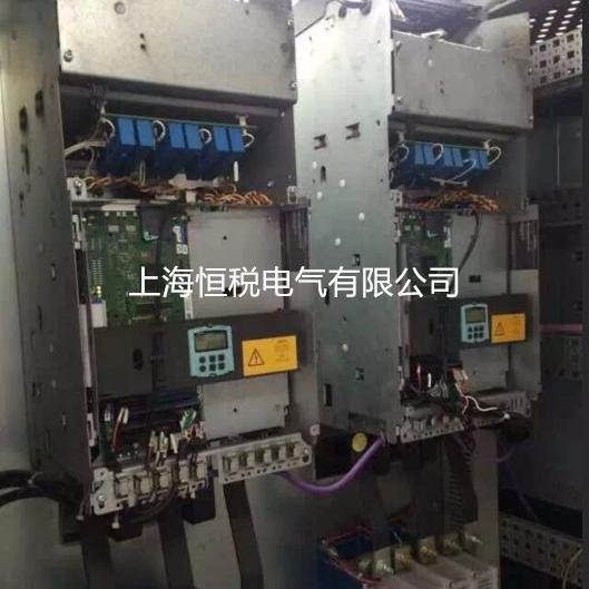 西门子6RA8093调速器报警F60105维修技巧