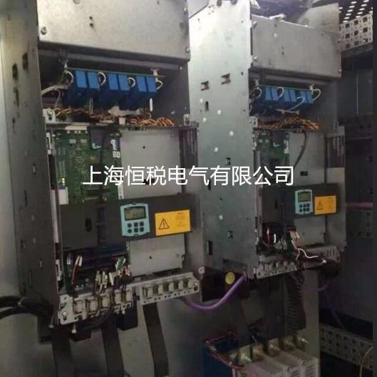 西门子6RA8091开机报警F60006修复专家