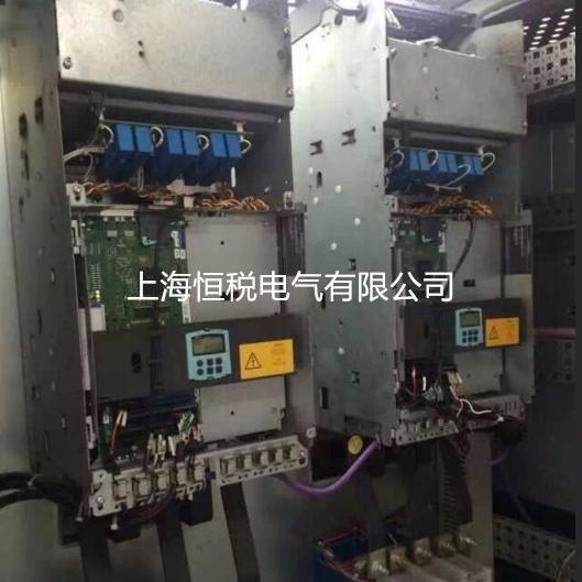 西门子调速装置6RA8091上电无法启动修复