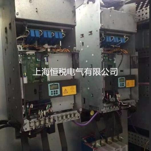 西门子调速器6RA80启动报警F60050解决方法