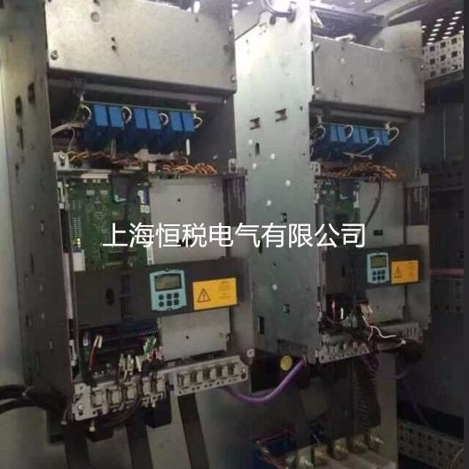 西门子调速器6RA8087启动就跳闸故障维修