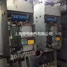 6RA8087修好可测西门子调速器6RA80987上电报警F60106维修