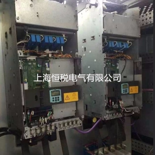 西门子调速器6RA8085故障值F60095当天修好