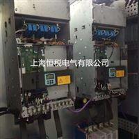 西门子变频器开机面板报警F60093售后维修