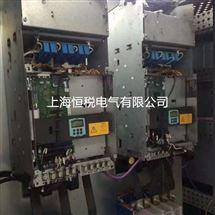 6RA80快速维修西门子变频器开机显示报警F60106修好可测