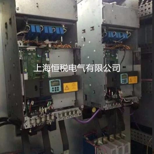 西门子驱动器6RA80面板报警F60005售后维修
