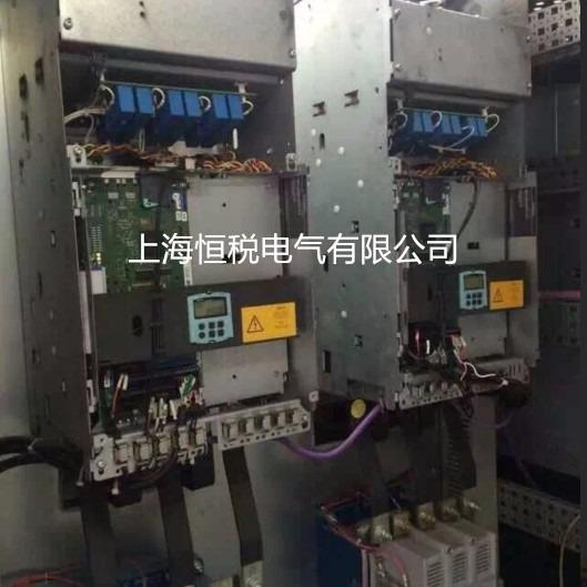 西门子驱动器6RA80开机报警F60091修理厂家