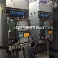 西门子驱动器6RA80面板报警F60104修理解决