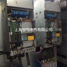 6RA80现场修理西门子直流驱动器开机报警F60006维修解决