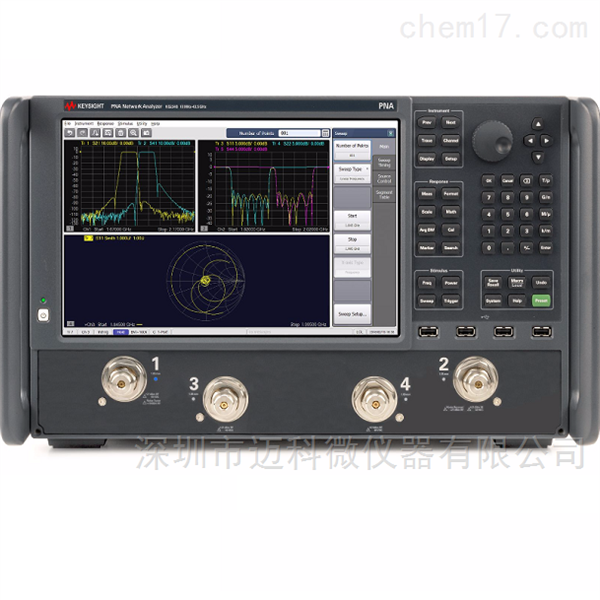 安捷伦PNA网络分析仪N5224B维修