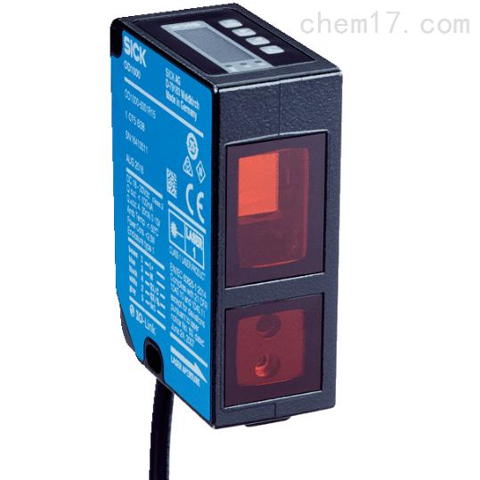 德国施克SICK位移测量传感器