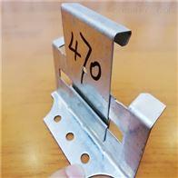 供应优质470彩钢瓦支架-山东晟泰钢构支架厂