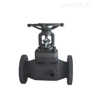 保温锻钢截止阀BJ41H源头厂家性能可靠