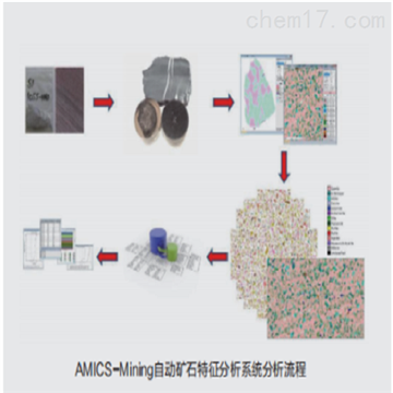 AMICS-Mining矿物特征自动定量分析系统