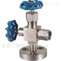 J49W压力表针型阀