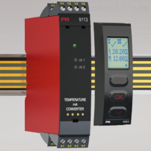 丹麦PR温度/毫安转换器