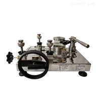 SD-205X台式手动液压源