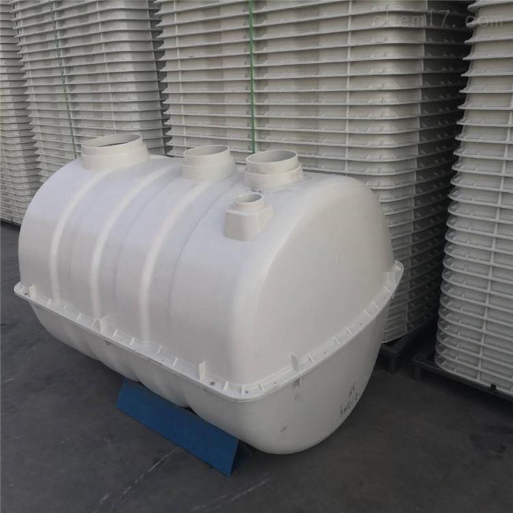 新农村厕改三格玻璃钢模压化粪池