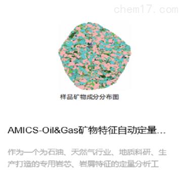 AMICS-OilGas矿物特征自动定量分析系统