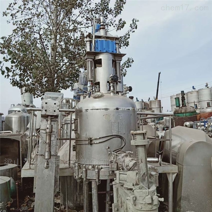 江苏二手实验用混合机回收