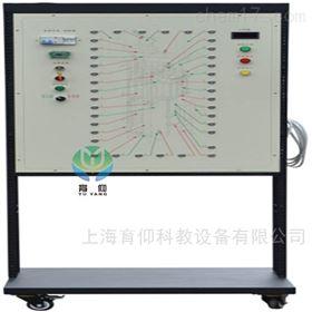 YUY-779F自动电梯扶梯安全部件及识别操作实训柜