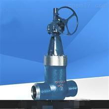 伞齿轮高压电站闸阀Z541H质量保障一年保修