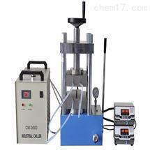 PCH-600D300度200mm加宽双平板电加热压片机