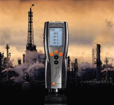 testo 340 烟气分析仪 (全新升级版)