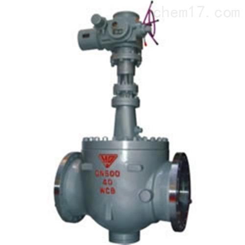 电动轨道球阀GQ947Y厂家直销专业生产