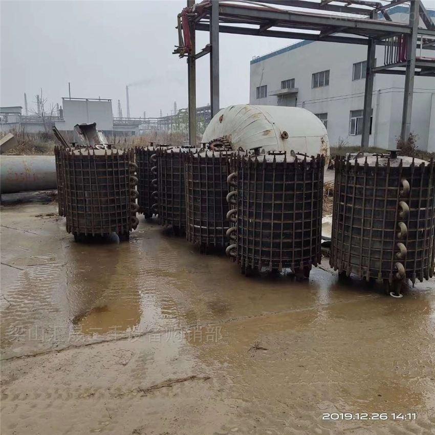 合作回收二手制药厂设备