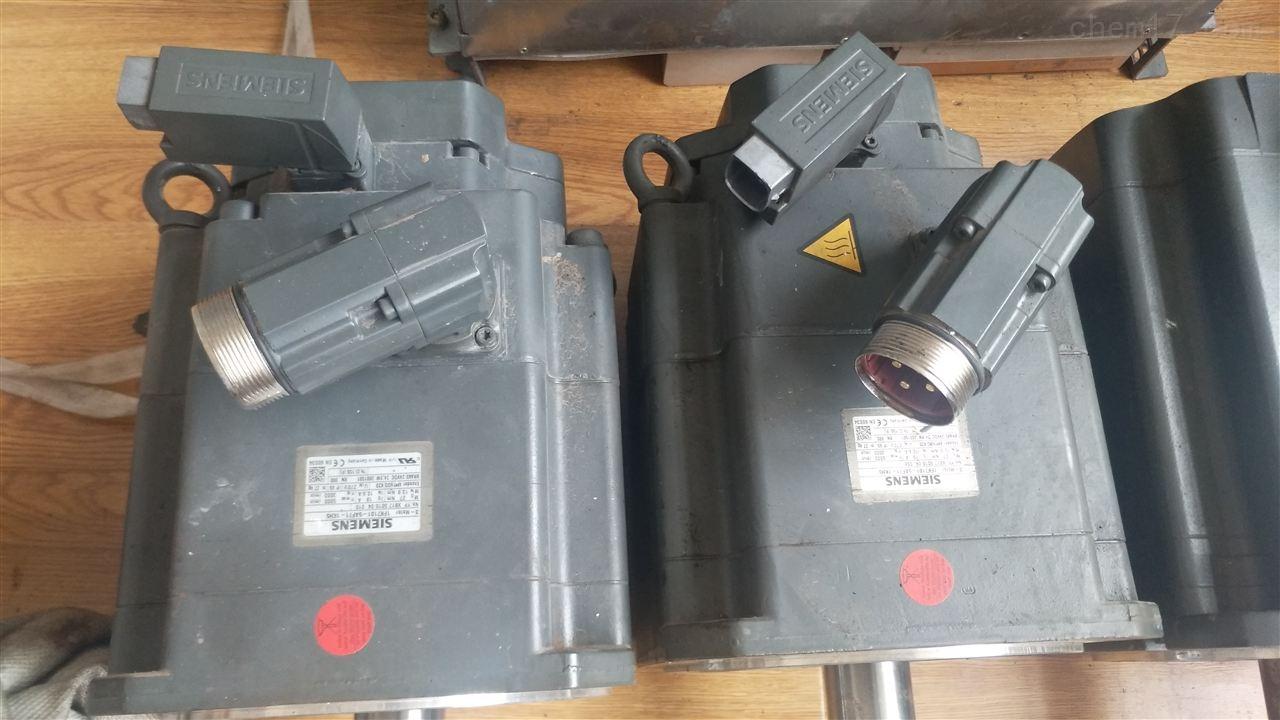 西门子840D主轴电机运转异常维修
