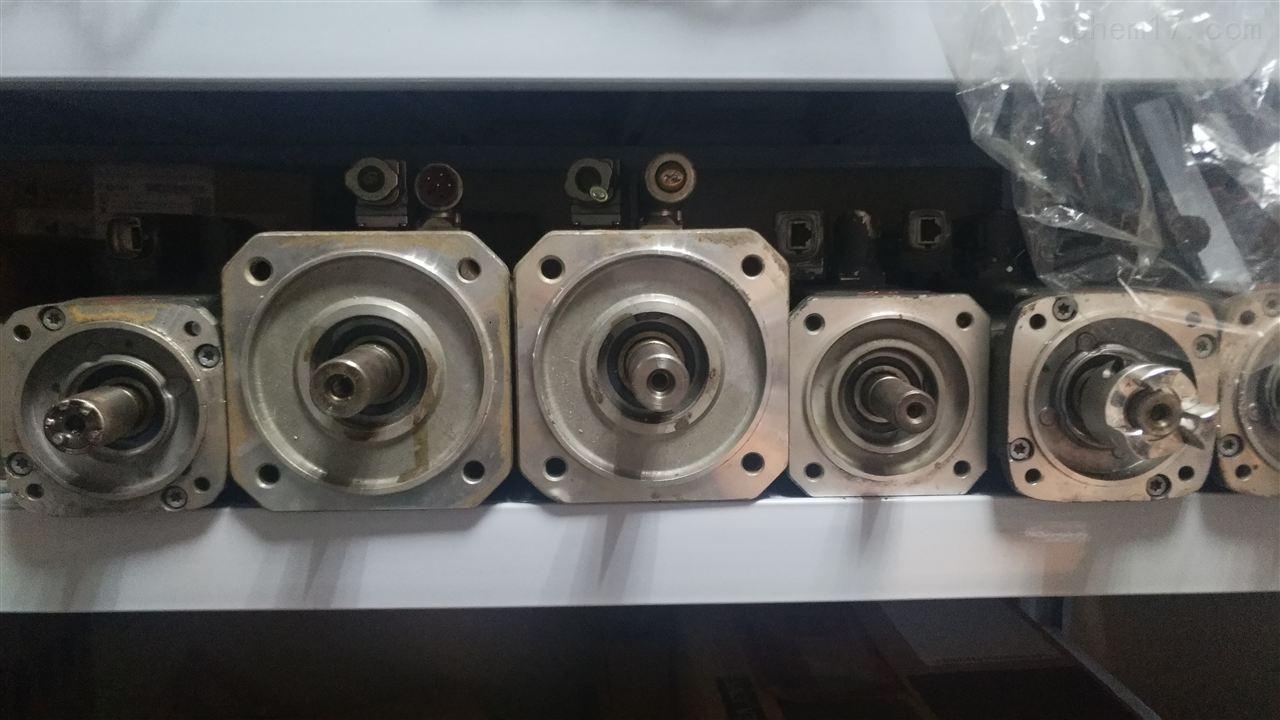 西门子828D主轴故障检测维修