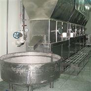 氰尿酸卧式沸腾干燥机