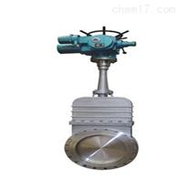 DMZ973X不锈钢电动暗杆刀形闸阀