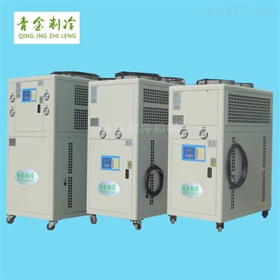 QX-10A松香气体速冷装置冷水机