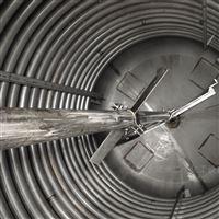 厂家直销二手内外盘管不锈钢反应釜