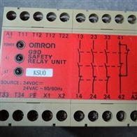 G7SA-3A1B日本欧姆龙OMRON安全继电器