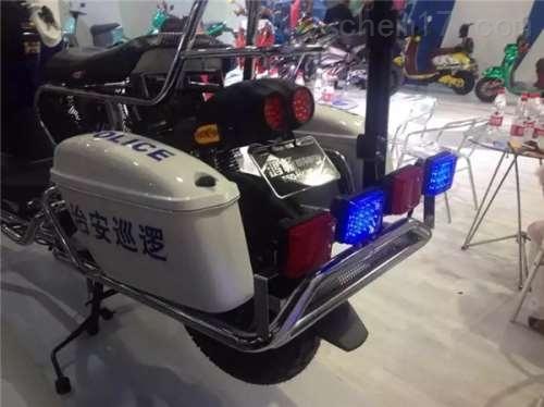 红蓝摩托车闪灯  红蓝前圆灯