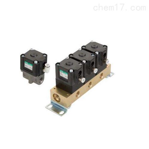 日本CKD先导式电磁阀二位五通