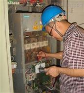 西门子6SE7032变频器炸电容维修
