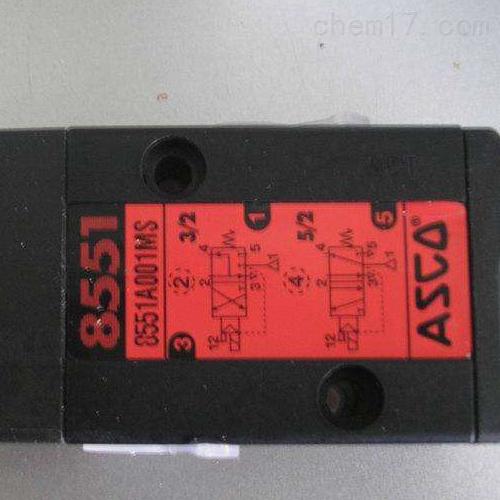 8316系列阿斯卡进口美国原装ASCO电磁阀