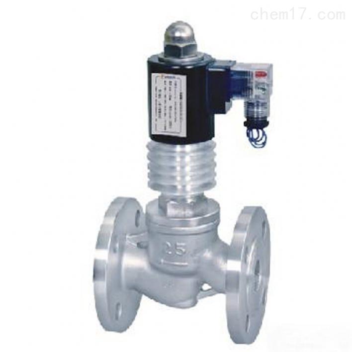 高温中压电磁阀ZCG制造商生产商 供应商