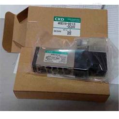CKD先导式5通换向阀4JA系列