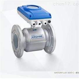 喷水3050德国科隆KROHNE电磁流量计
