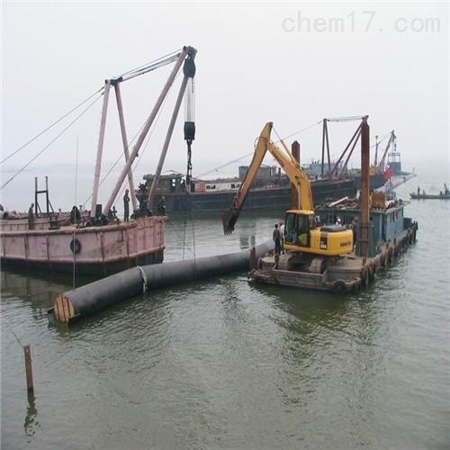 衡水沉管水上施工公司-管道水下铺设