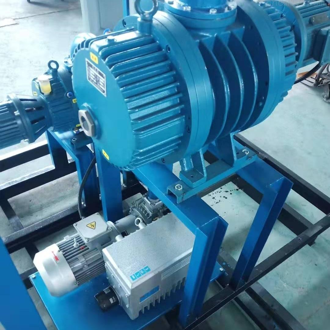变压器真空泵四级承装修试