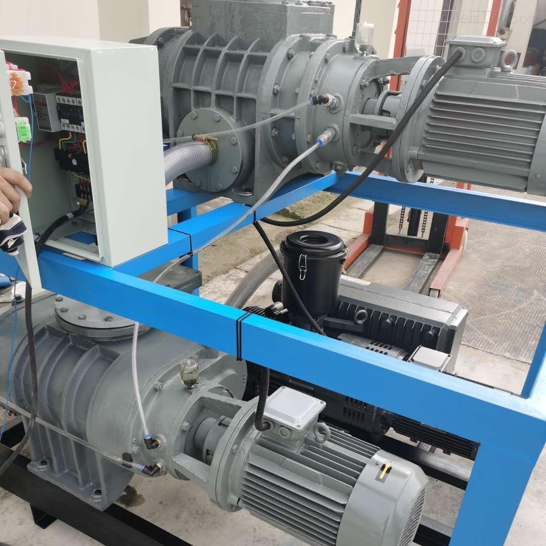 三级资质真空泵承装修试设备可出售